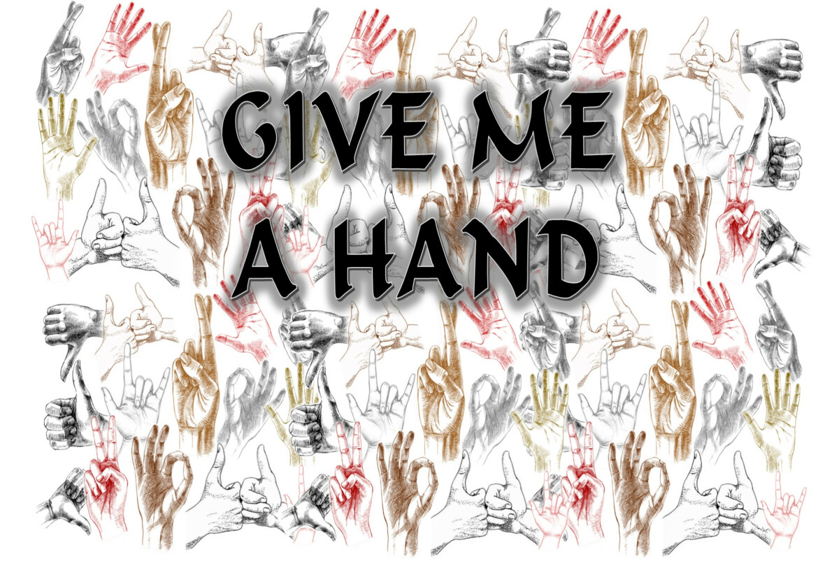 Give Me A Hand